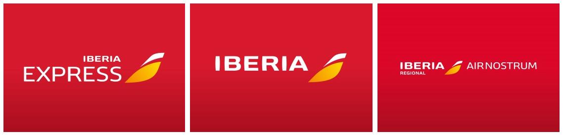 IberiaAirlinesLogos