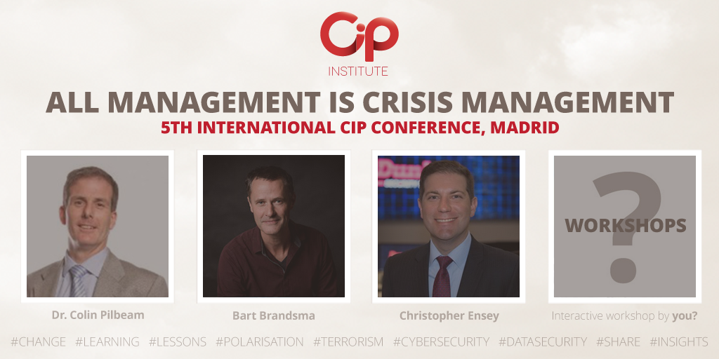 5th International CIP Conference in Madrid